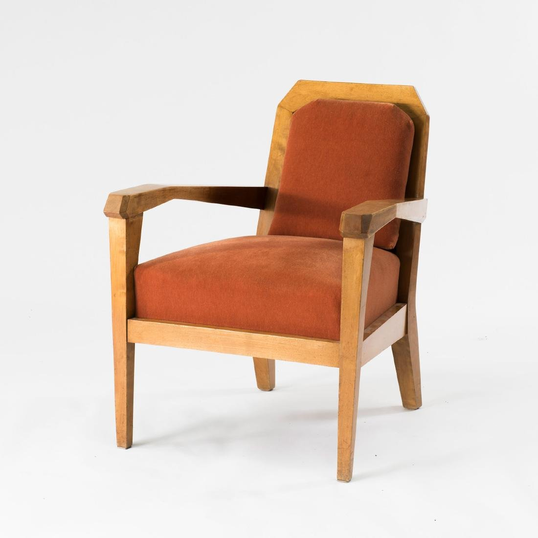 Anthroposophic armchair, 1930s - 5