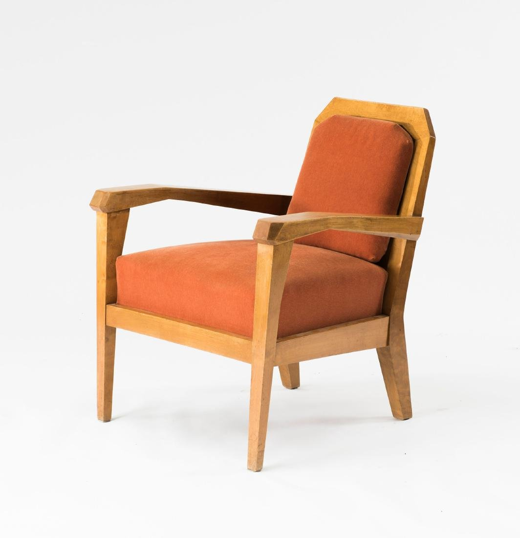 Anthroposophic armchair, 1930s - 6