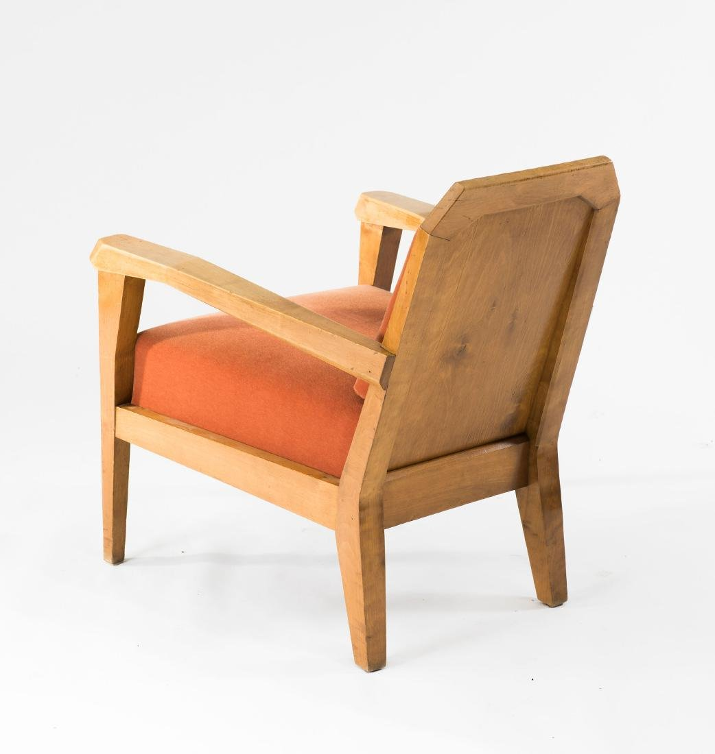 Anthroposophic armchair, 1930s - 7