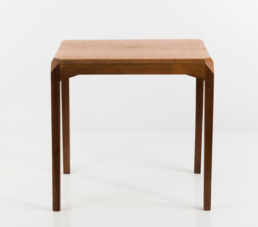 Anthroposophic side table, c1930