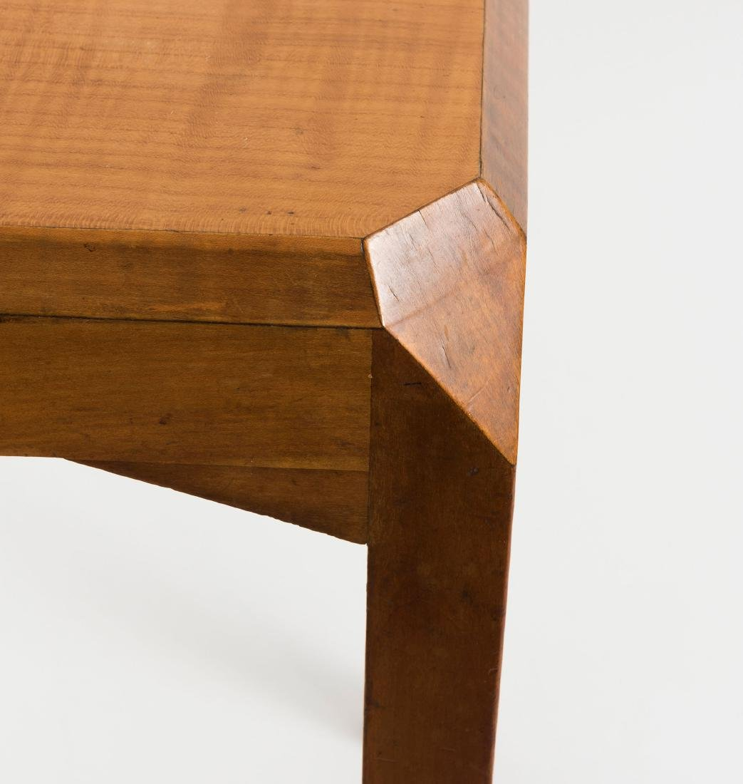 Anthroposophic side table, c1930 - 2