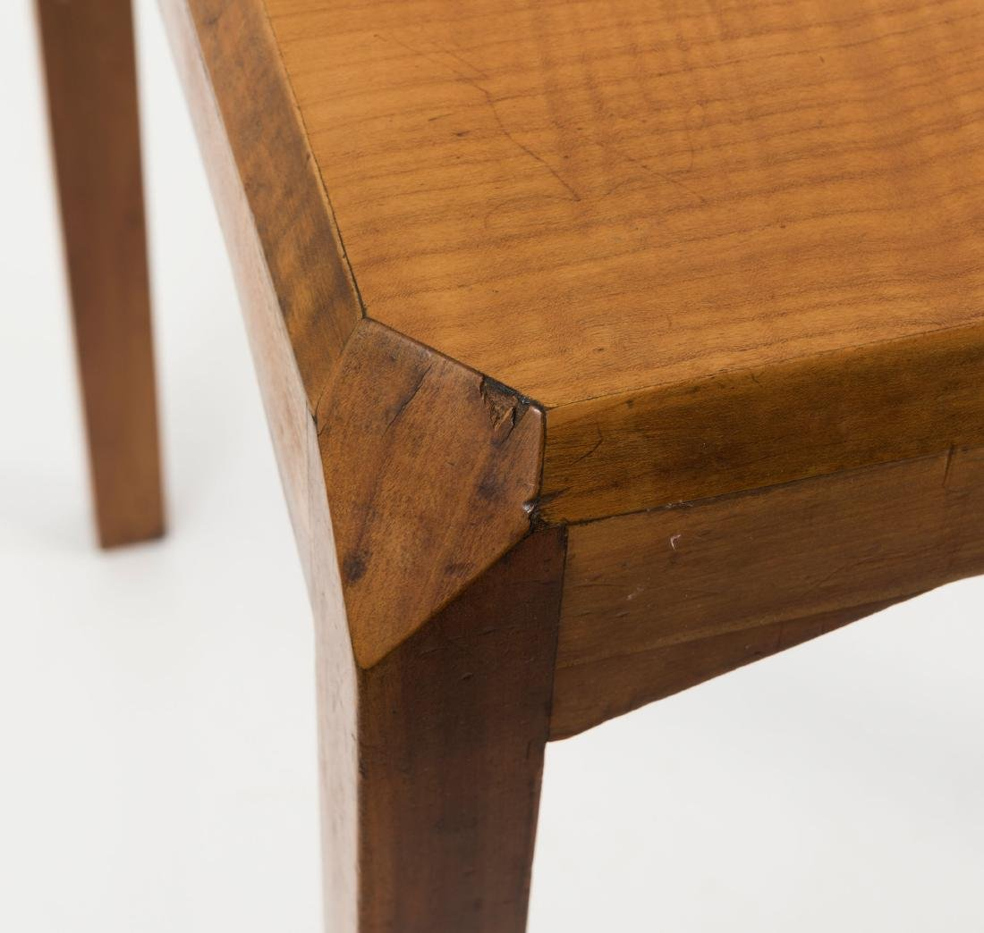 Anthroposophic side table, c1930 - 3