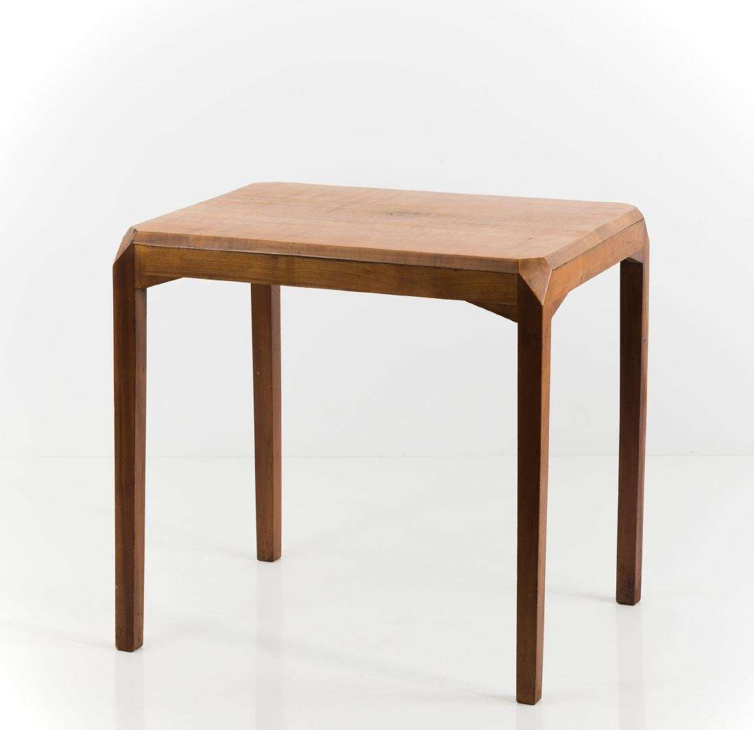 Anthroposophic side table, c1930 - 4