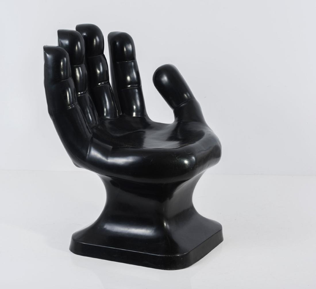 Two 'Hand' chairs, 1970s - 3
