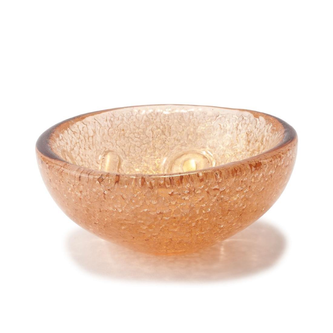 'Rilievi aurati' bowl, 1940