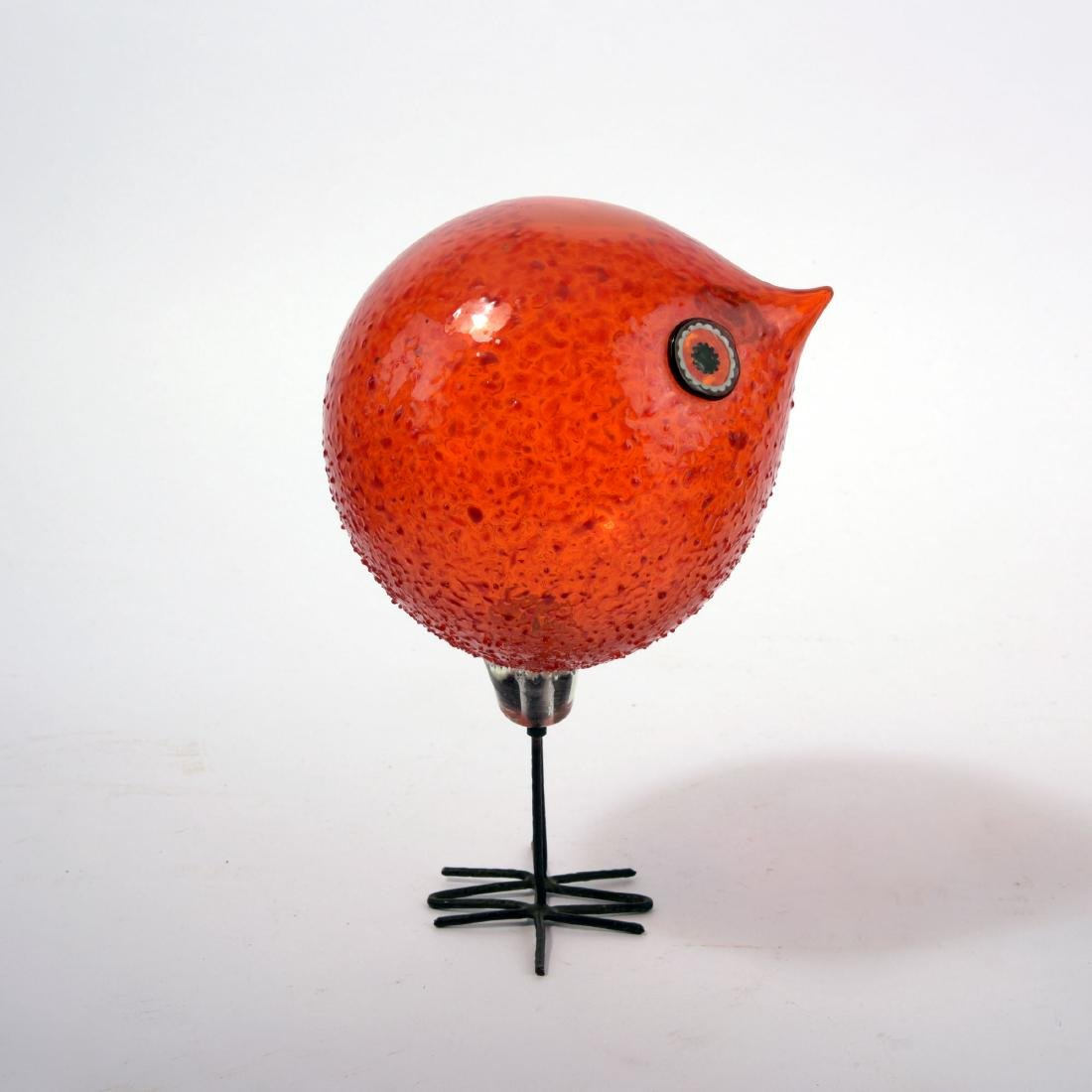 'Pulcino' bird, 1962 - 2