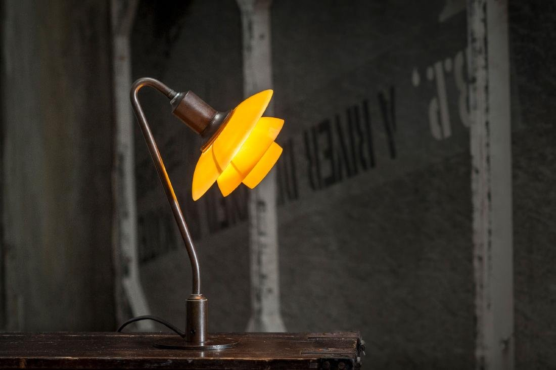 '2/2' table light, 1931 - 2
