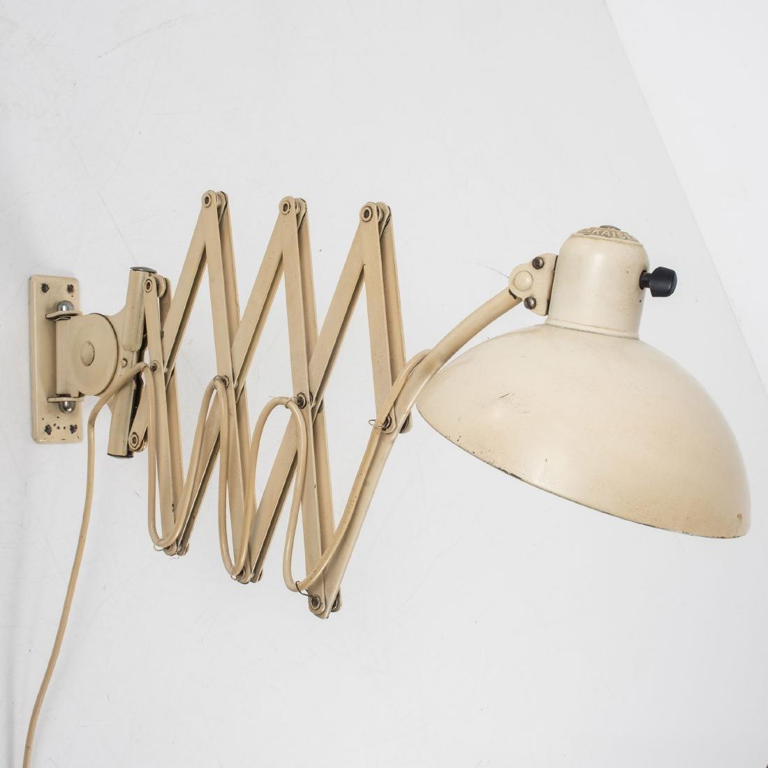 '6614' scissor lamp, 1933 - 2
