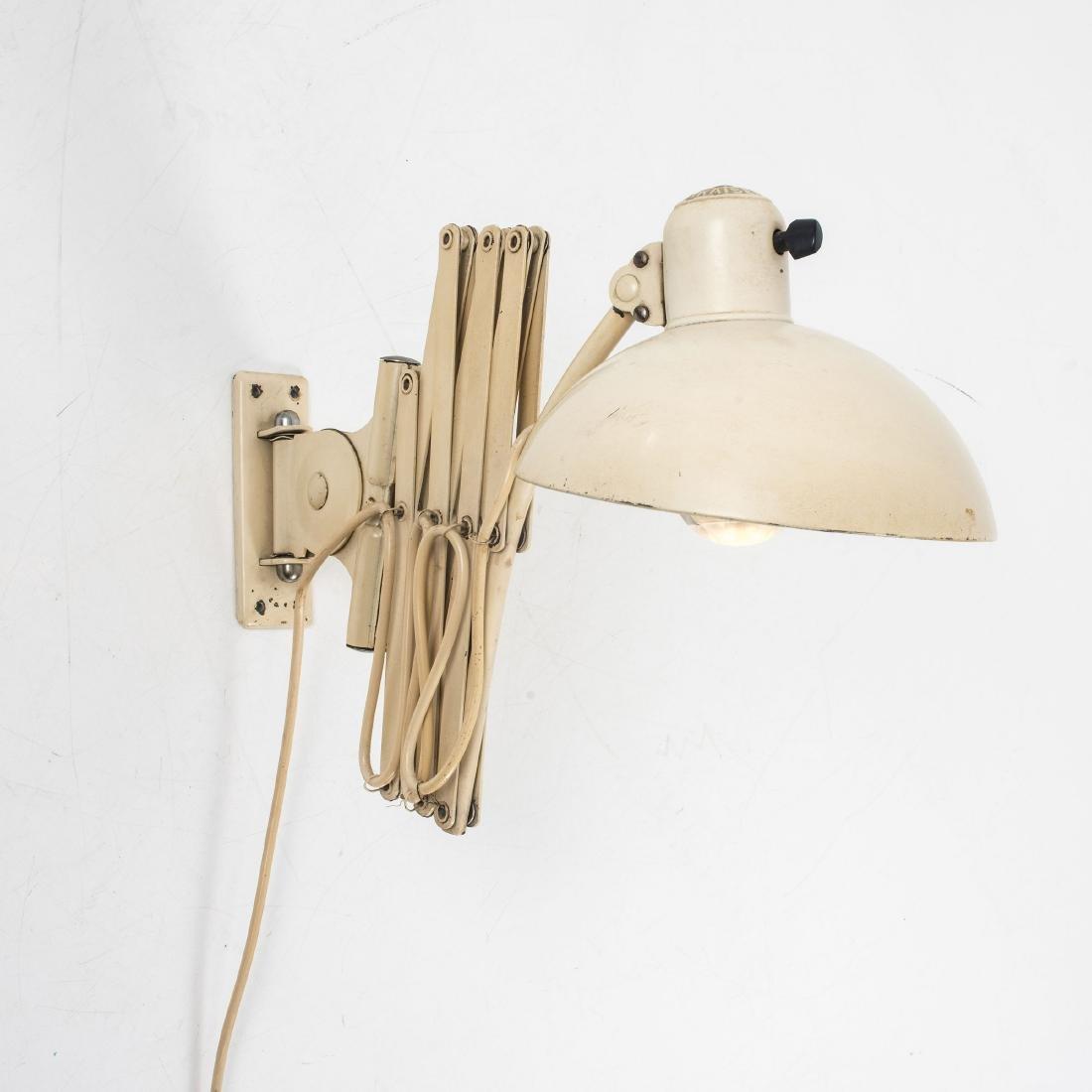 '6614' scissor lamp, 1933 - 3