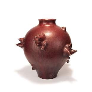Tall vase, 1930s