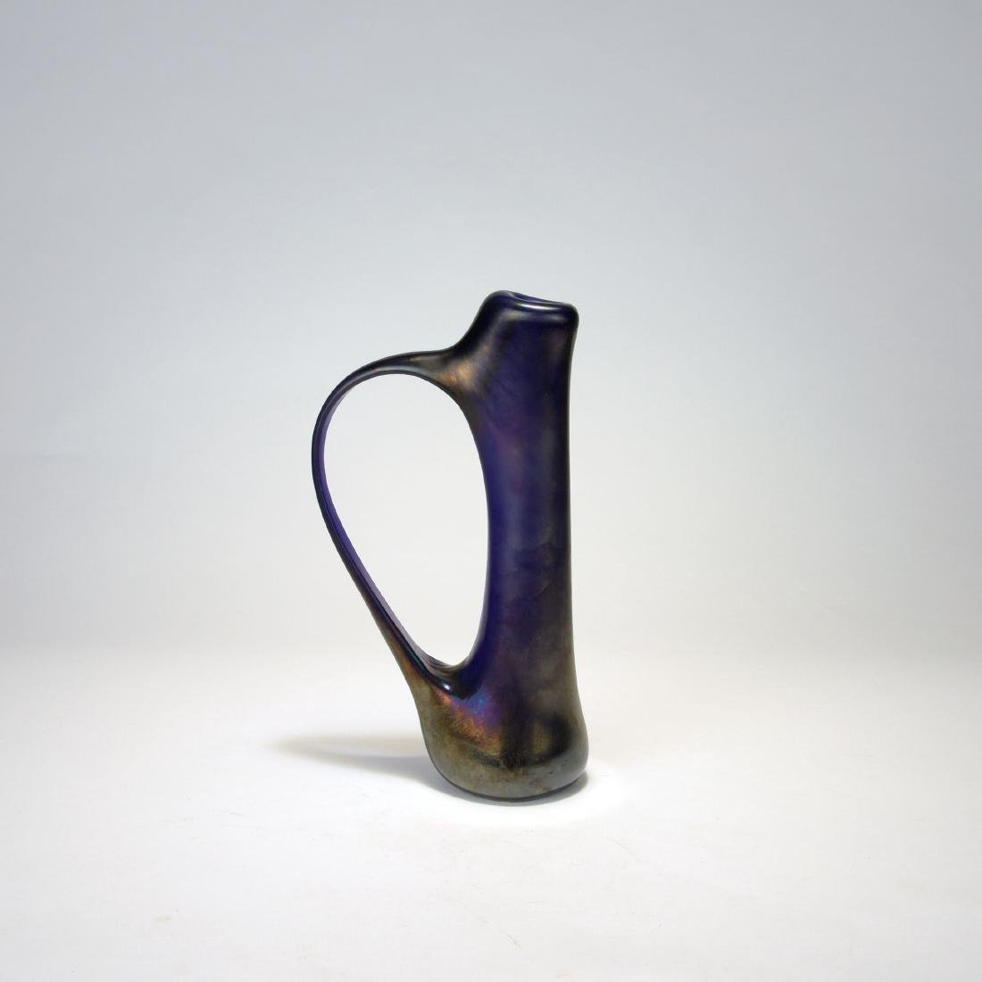 'Anse volante' vase, c1952 - 3