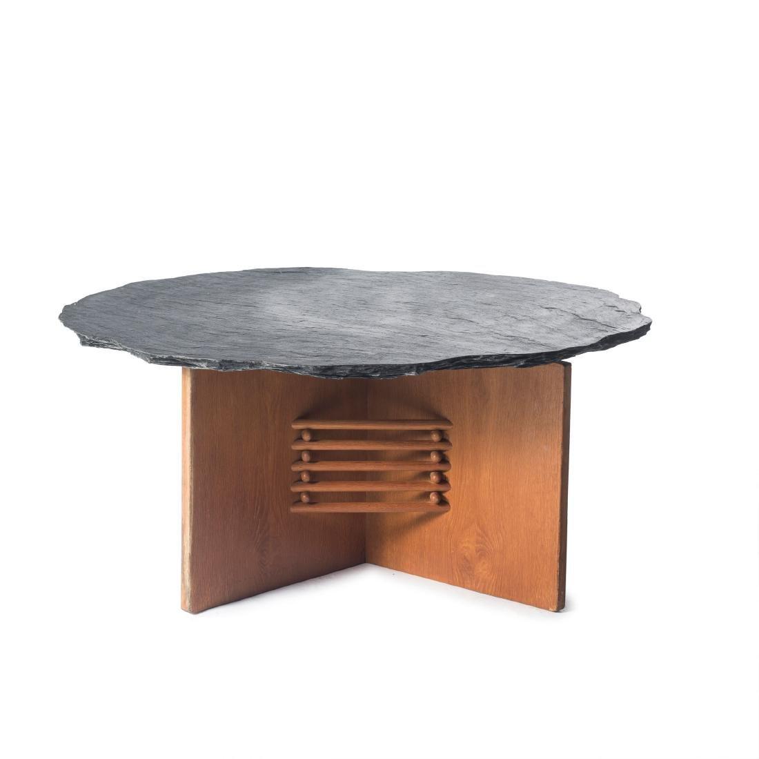 Unique 'Villa Rauma Repola' side table, c1955