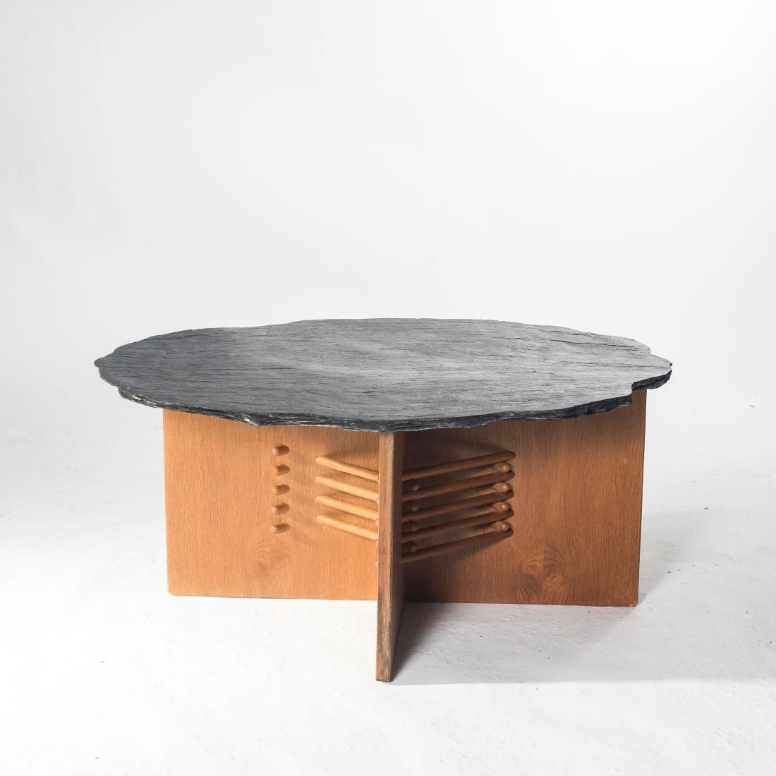 Unique 'Villa Rauma Repola' side table, c1955 - 2