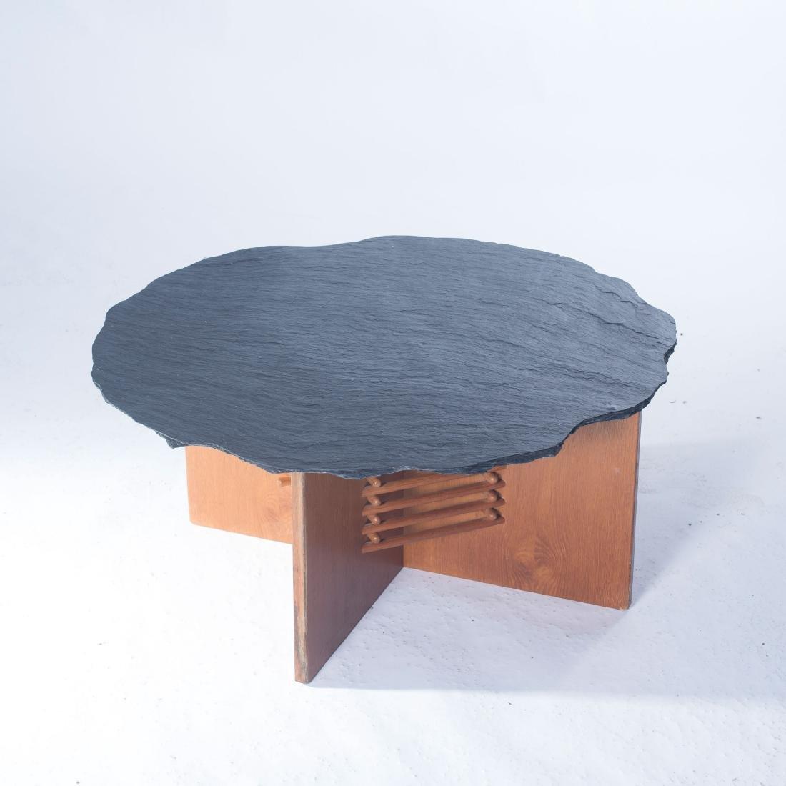 Unique 'Villa Rauma Repola' side table, c1955 - 4