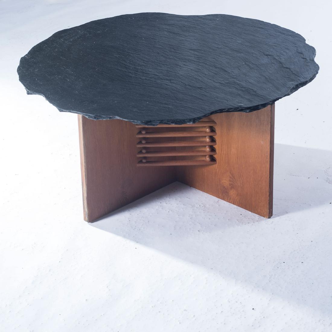 Unique 'Villa Rauma Repola' side table, c1955 - 5