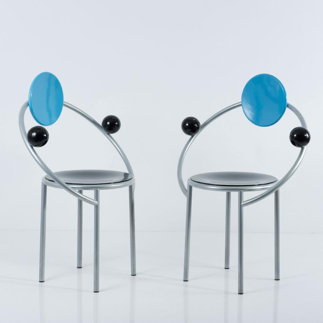 Two 'First' chairs, 1983 - 3
