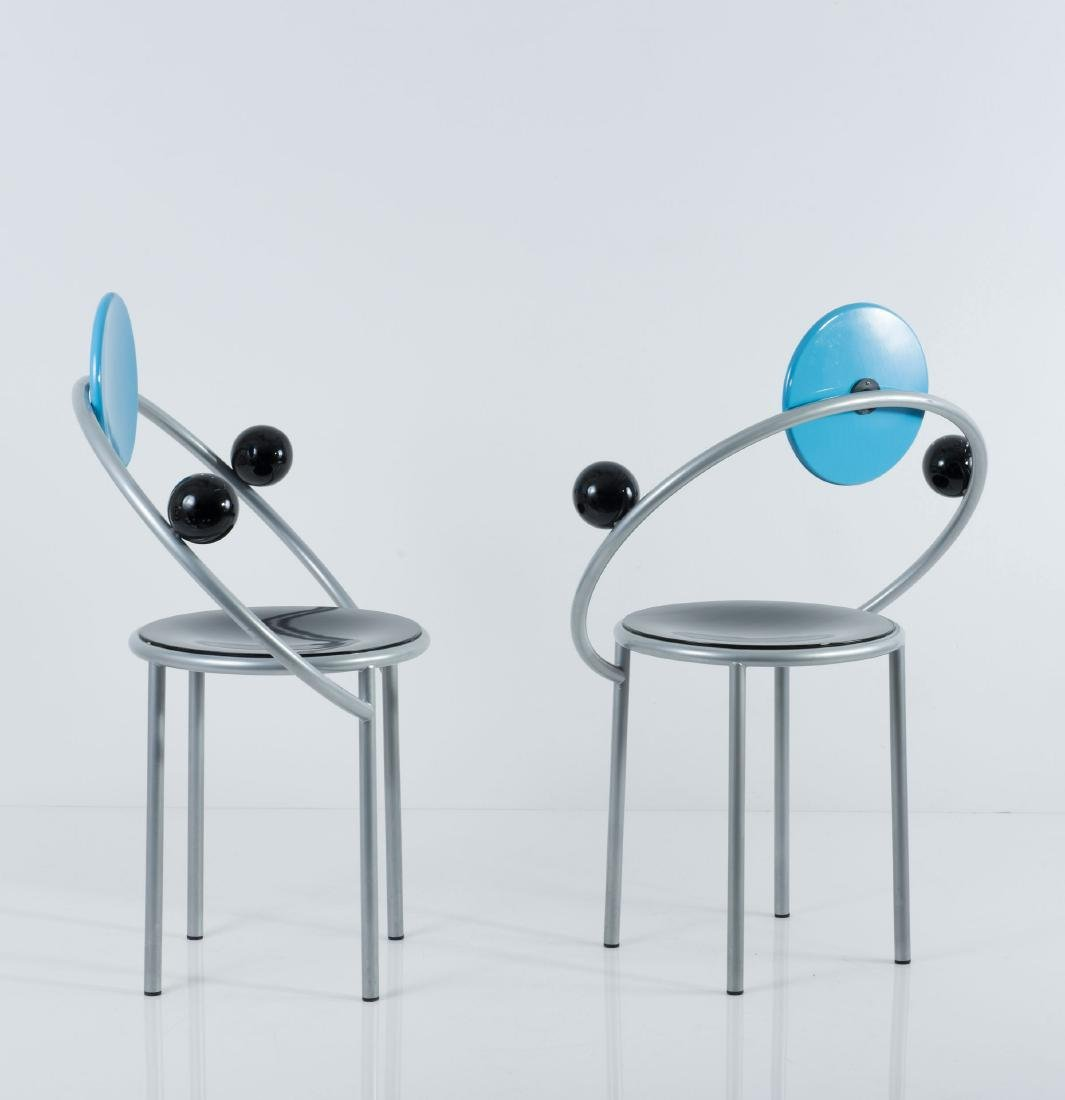 Two 'First' chairs, 1983 - 5