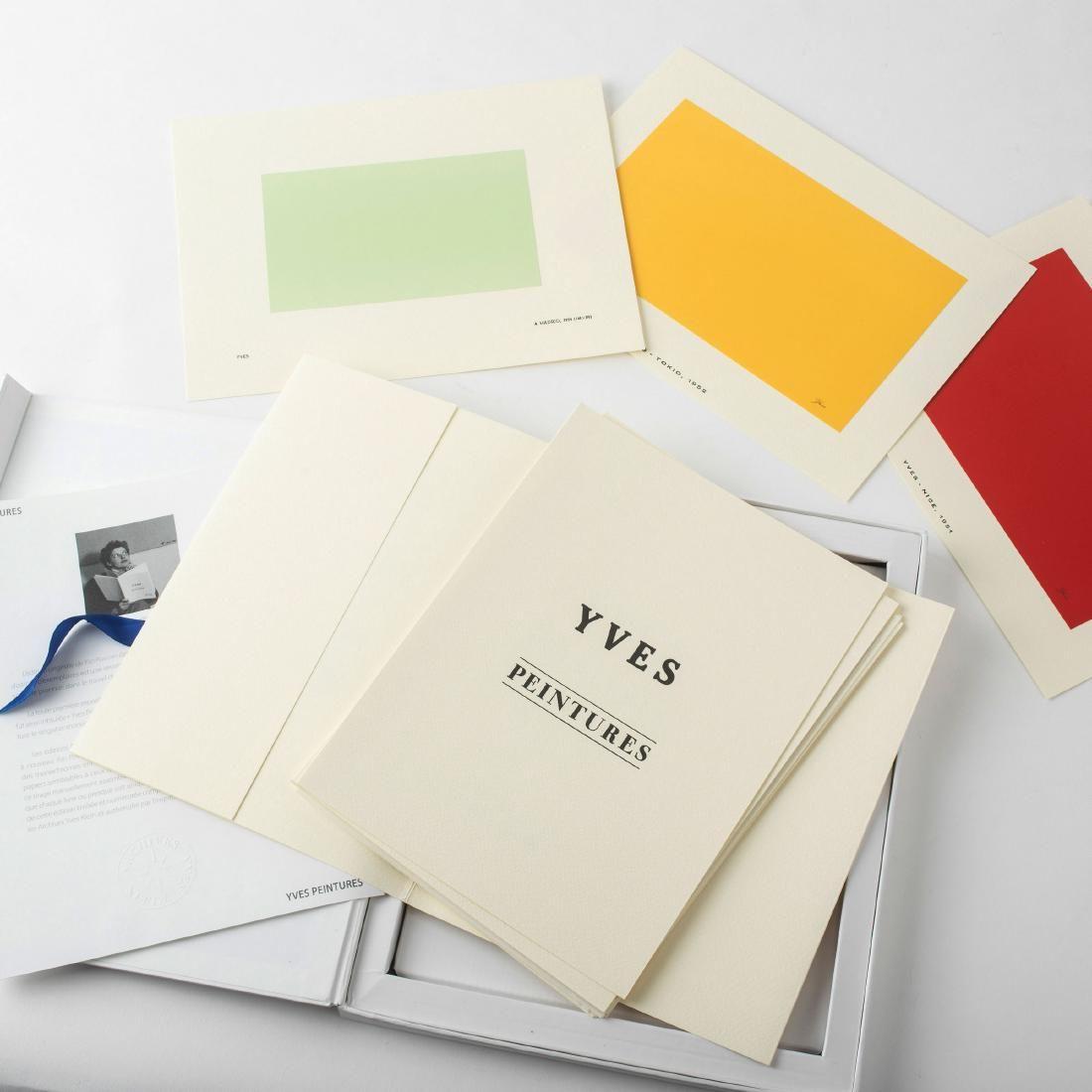 'Peintures' portfolio, 2006