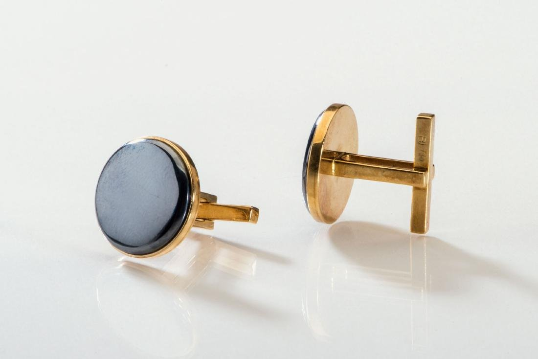 Pair of cufflinks