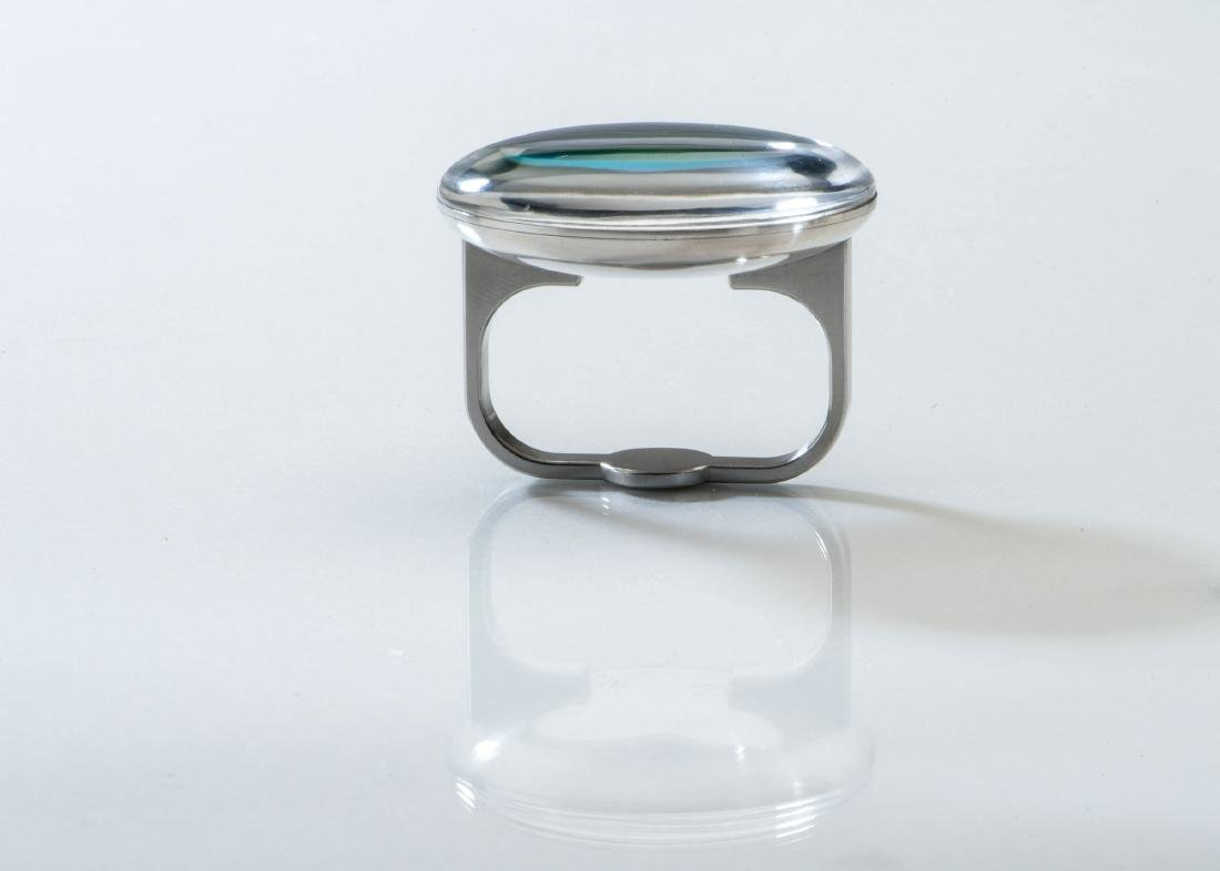 Didactyl ring with hologram, 1993 - 2