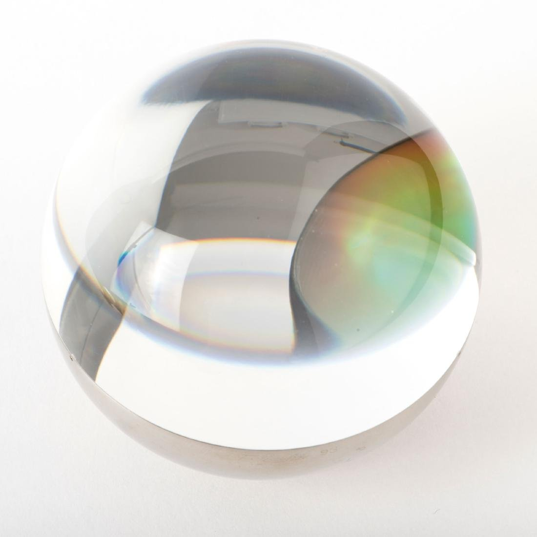 Kinetic object, 1993 - 2