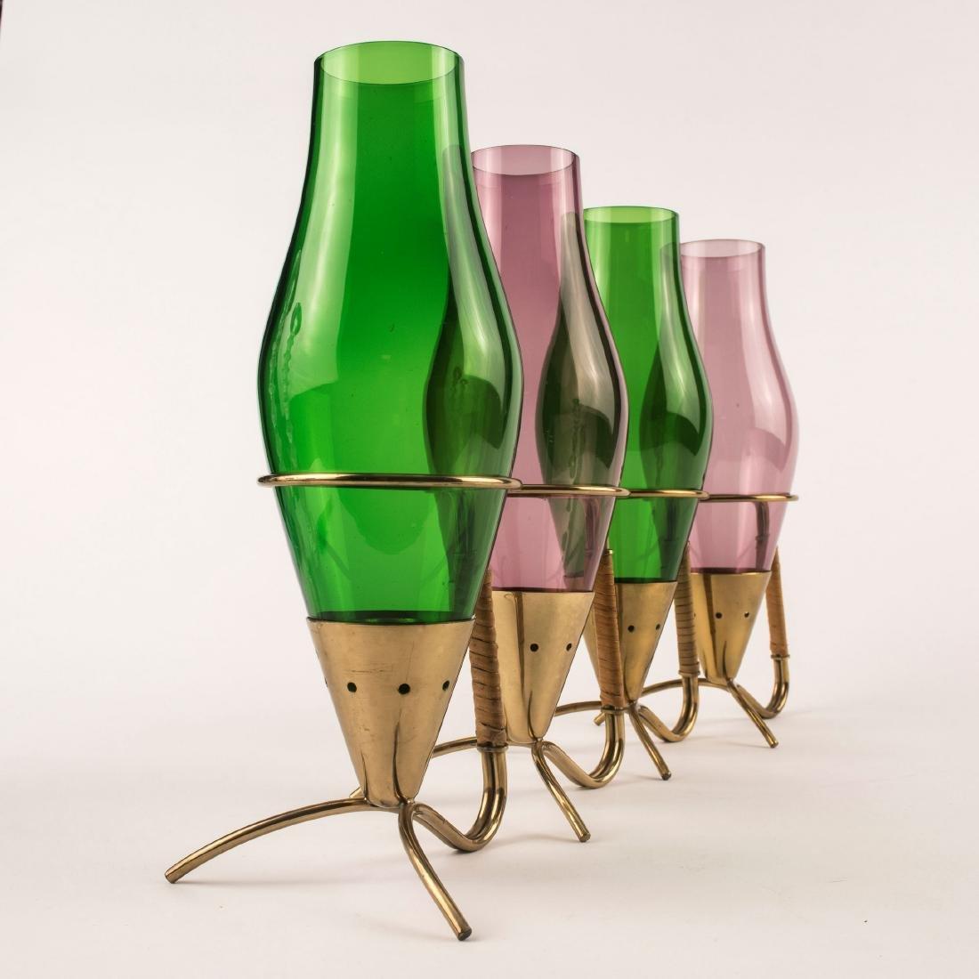 Four lanterns, 1950s