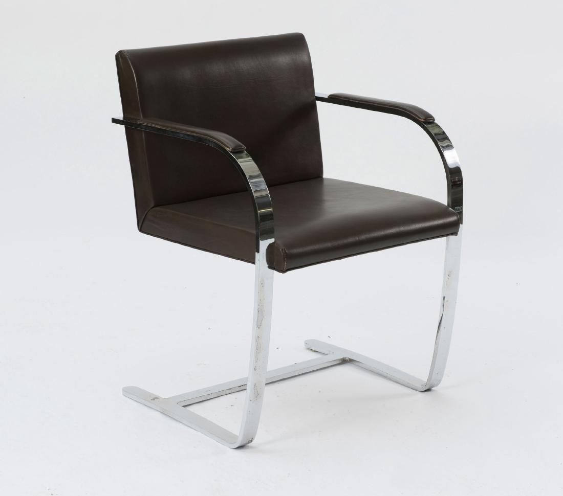 Eight 'Brno' armchairs, 1929/30 - 2