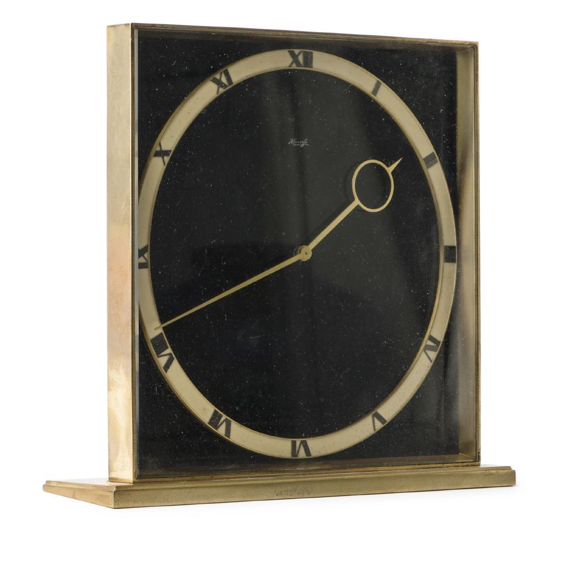Table clock, c1935