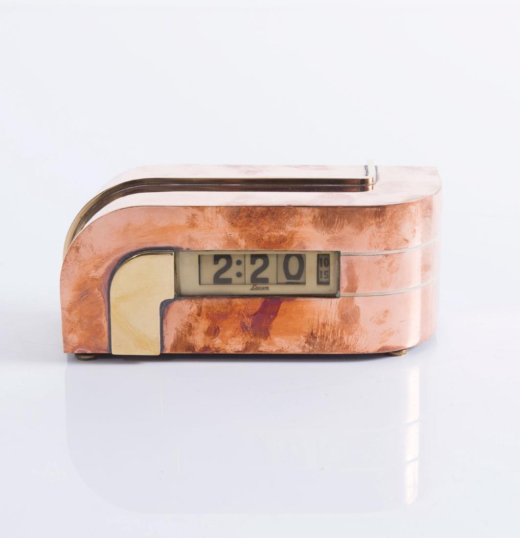 'P 40' - 'Zephyr' clock, 1933 - 2