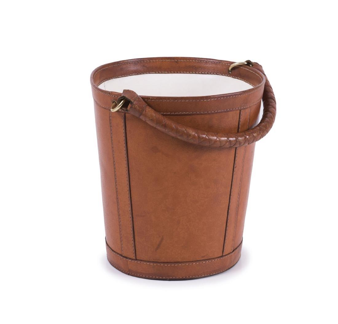 Wastepaper basket, 1950/60s