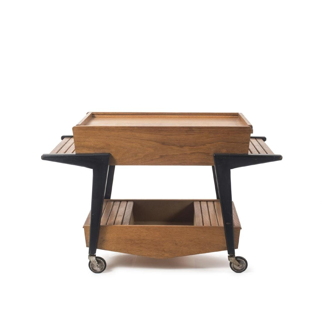 Side table / Sewing cart, 1950s