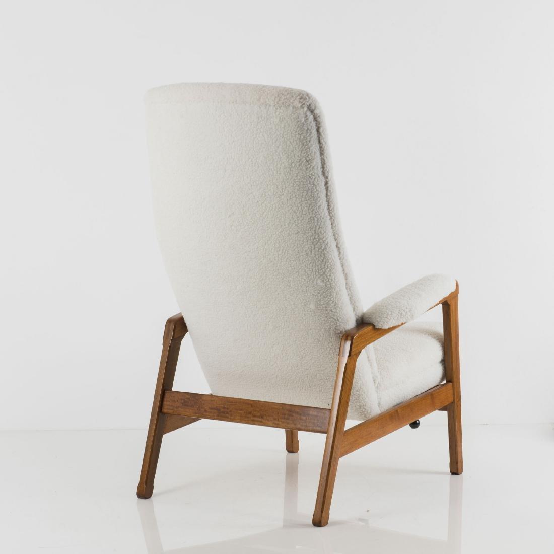 '829 B' armchair, 1950s - 10