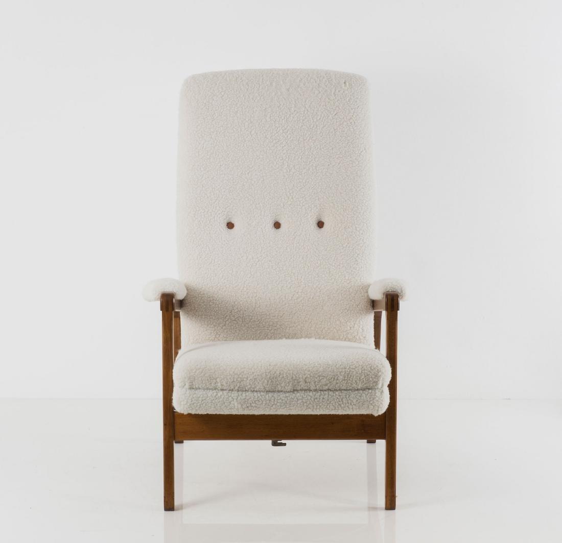 '829 B' armchair, 1950s - 3