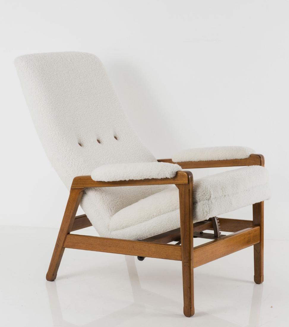 '829 B' armchair, 1950s - 6