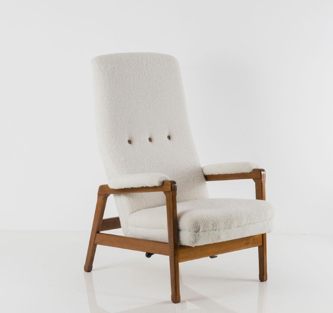 '829 B' armchair, 1950s - 7