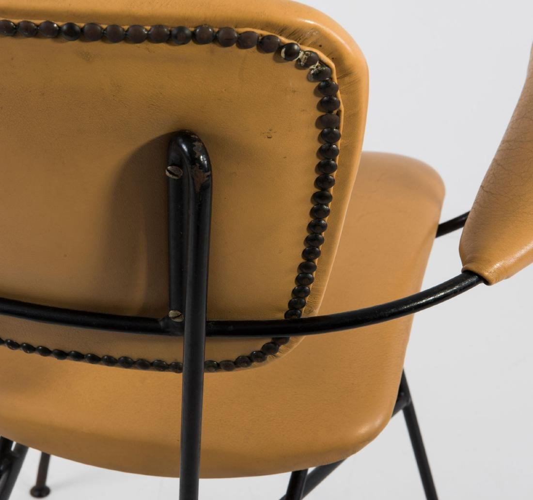 Two 'Cocorita T' armchairs, c1955 - 2