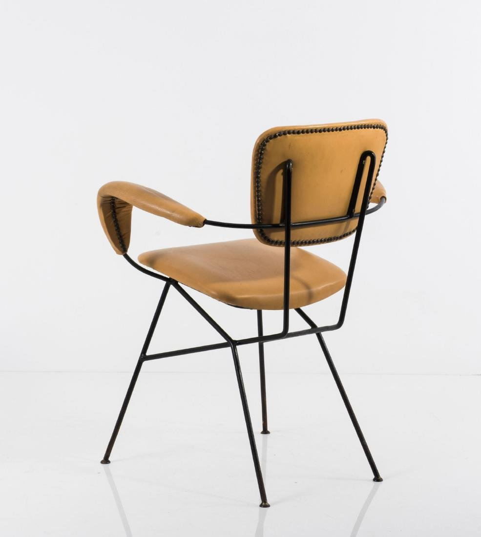 Two 'Cocorita T' armchairs, c1955 - 6
