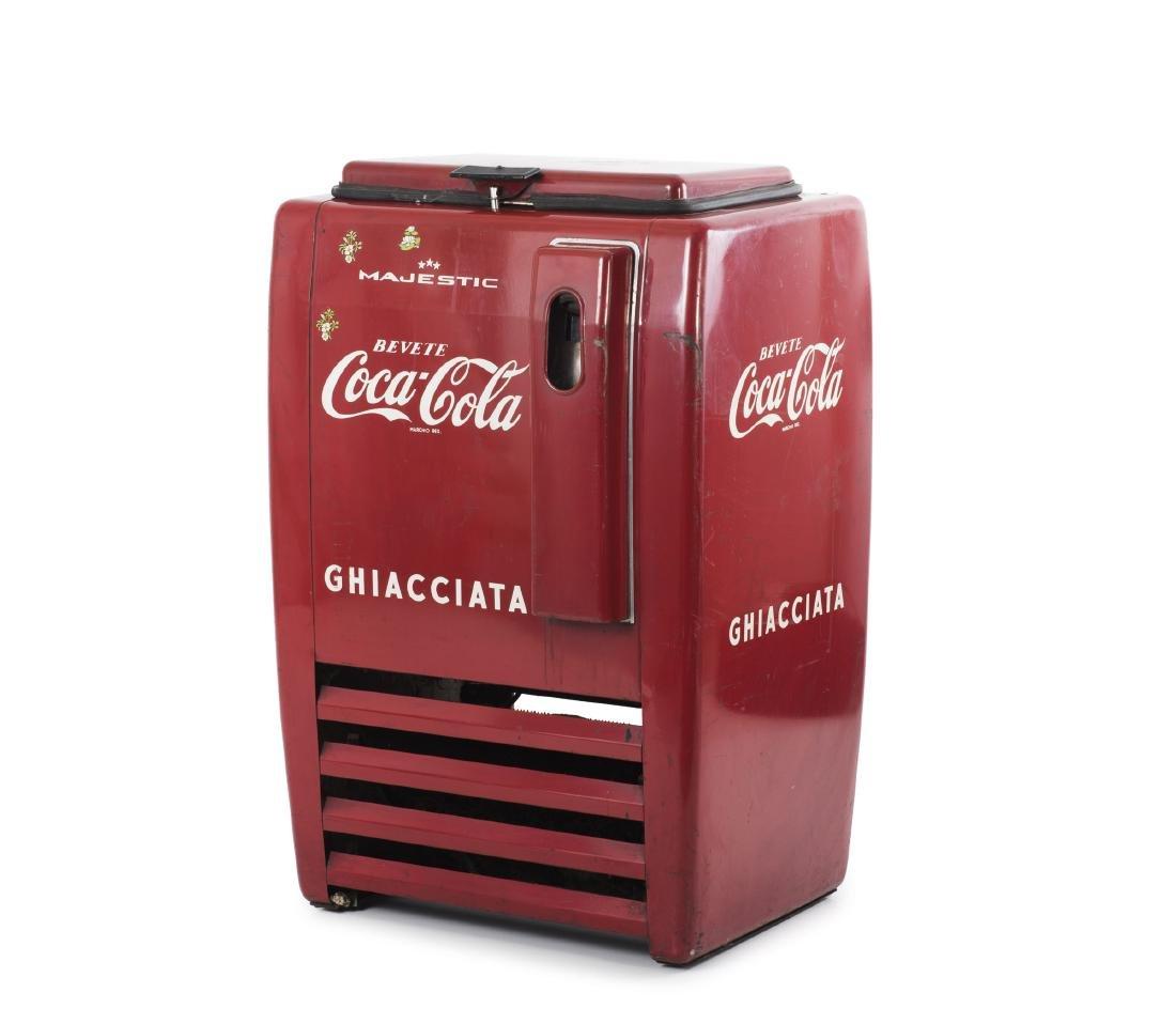 'Coca Cola' freezer, 1950s