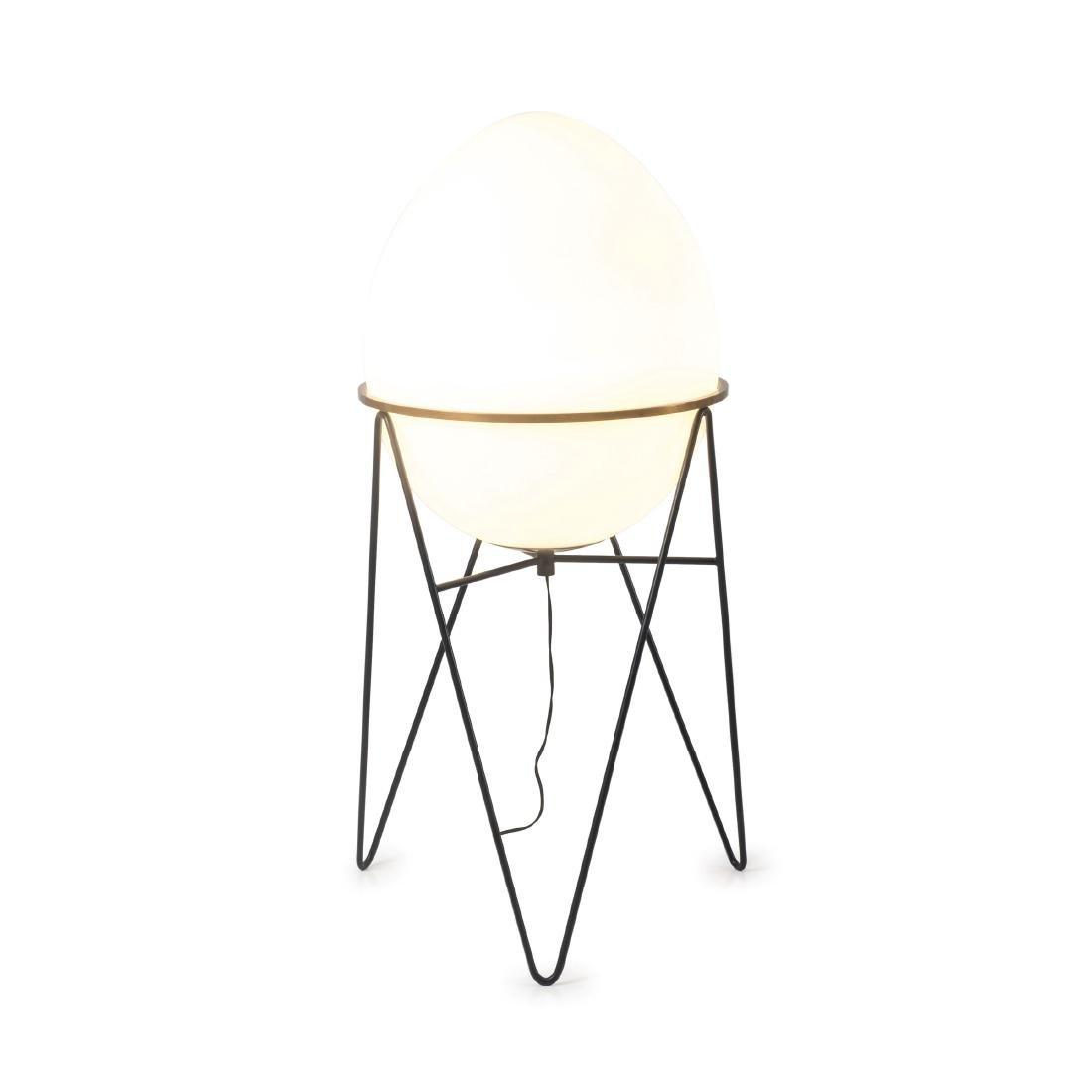 'Egg' floor lamp, c1958