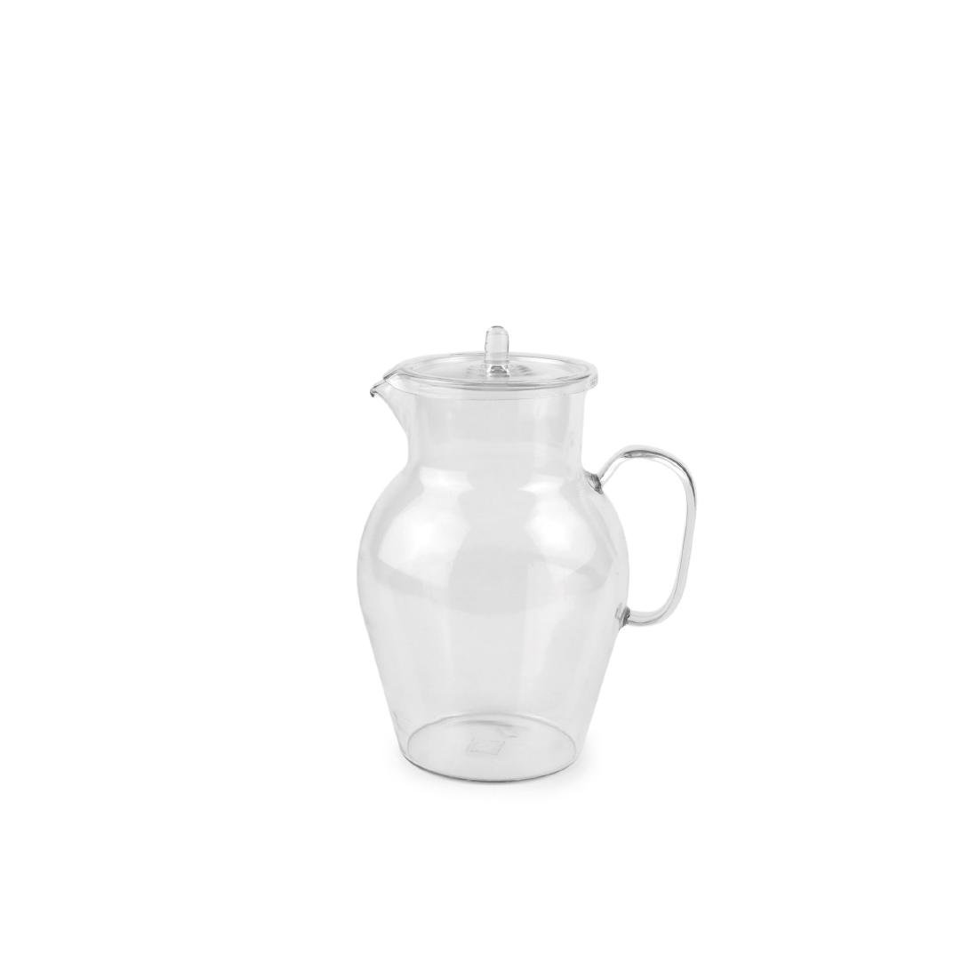 Punch jug with lid, 1933-35