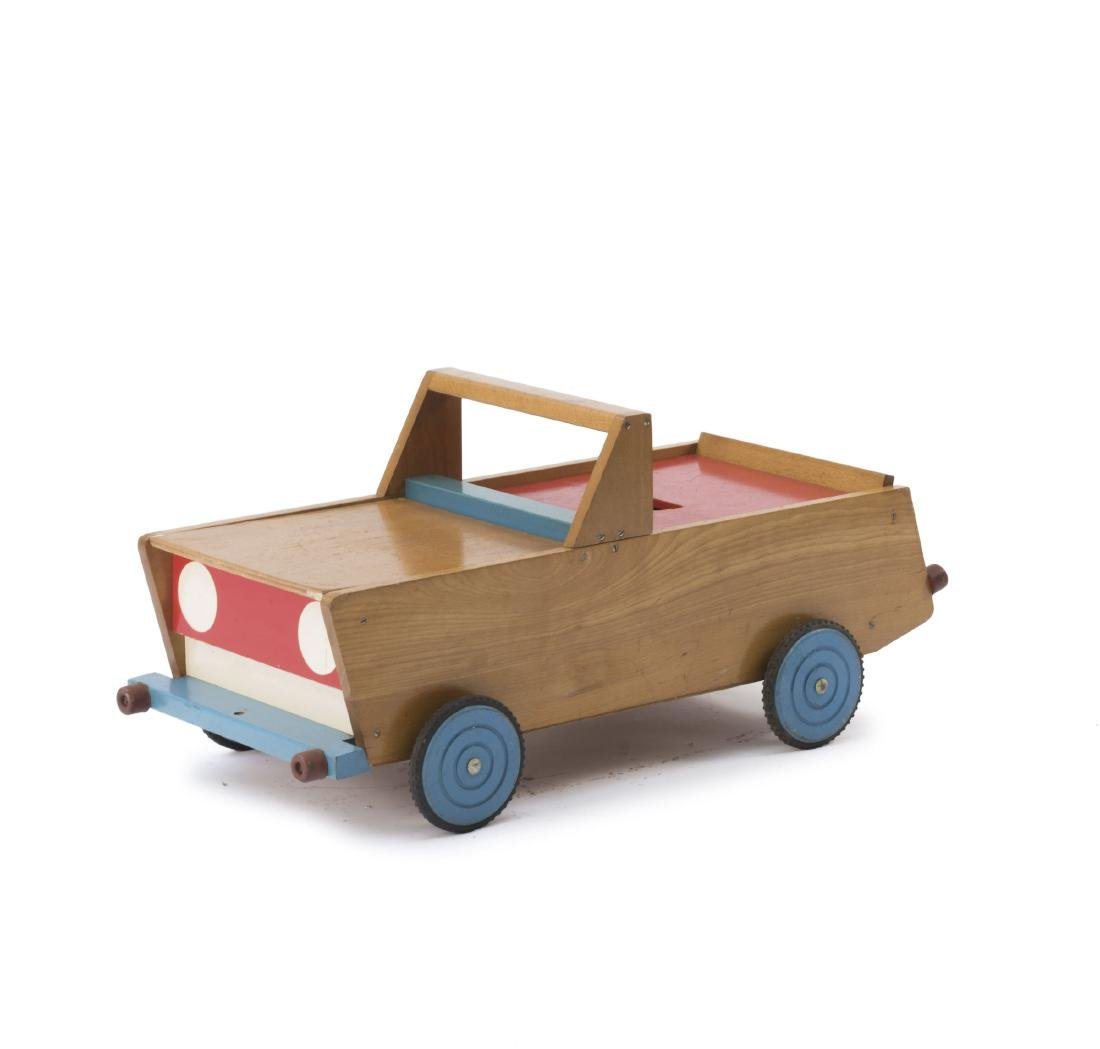 Toy car, 1950s