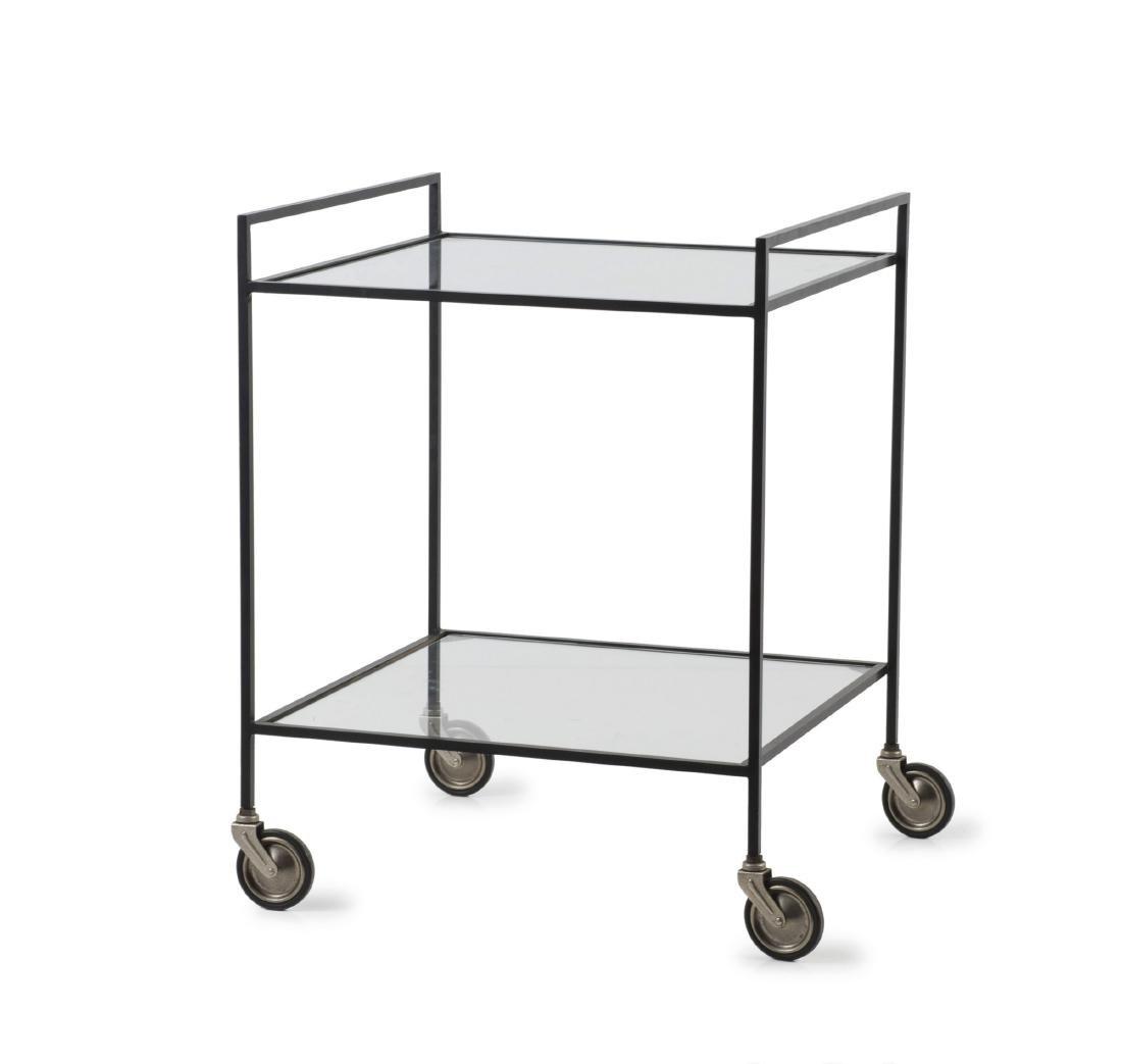 Serving cart, c1960