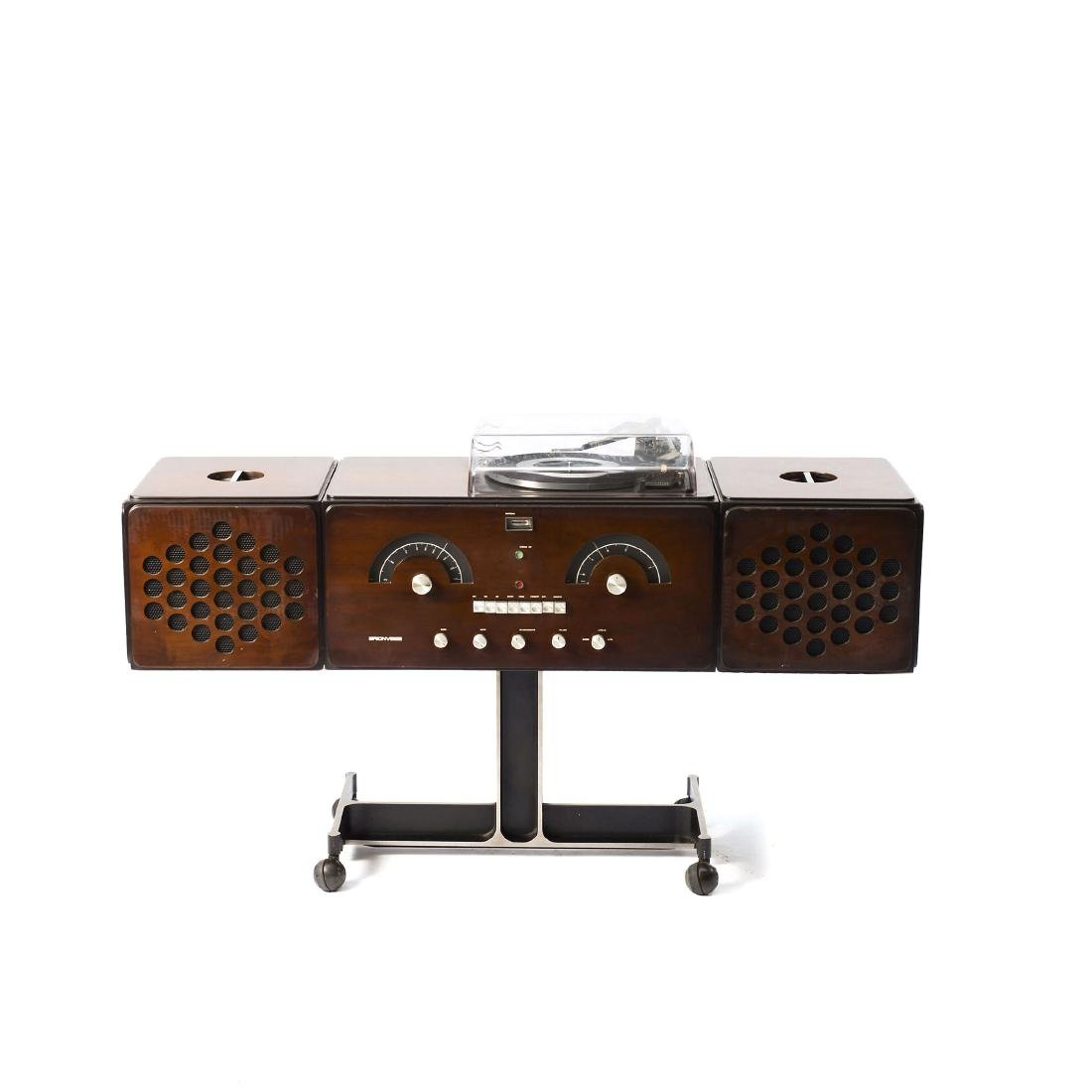 'RR-126' stereo system, 1965