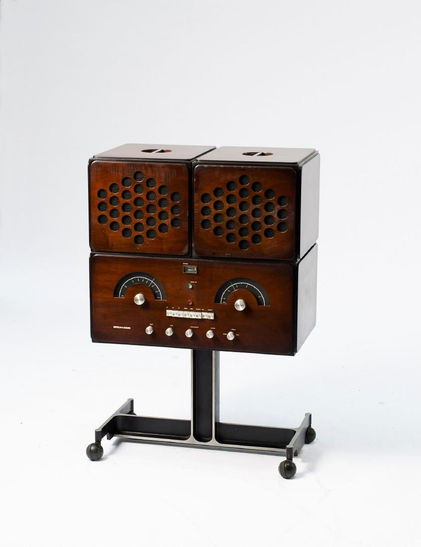 'RR-126' stereo system, 1965 - 4