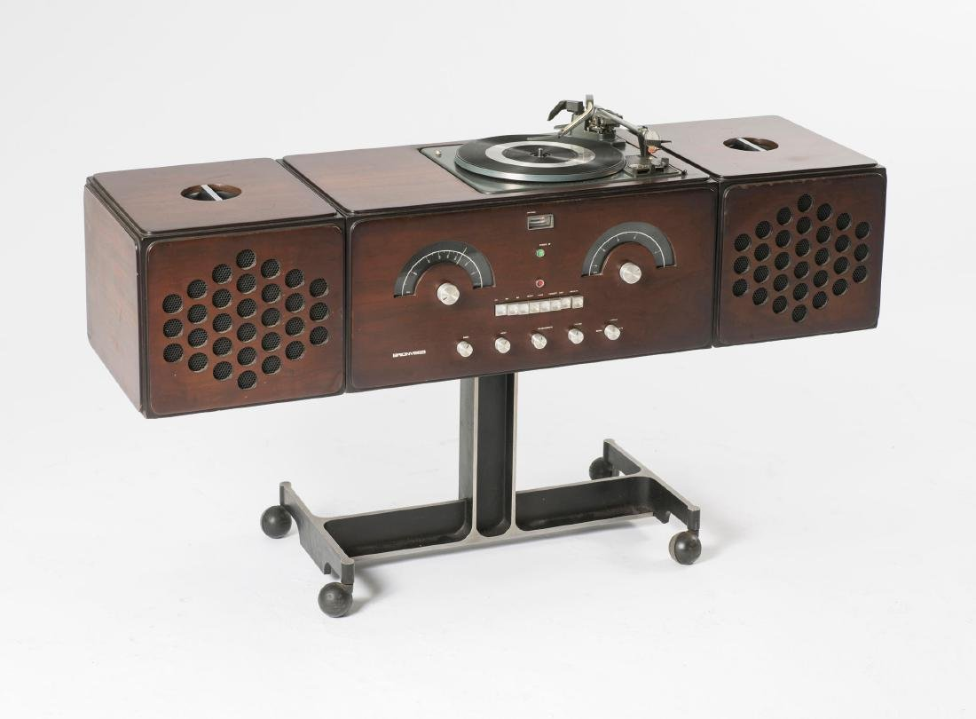 'RR-126' stereo system, 1965 - 7