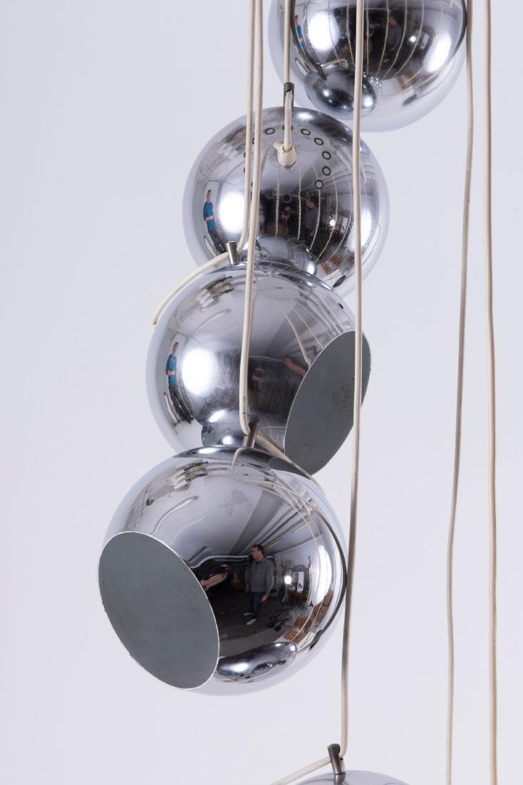 Ceiling light, c1965 - 5