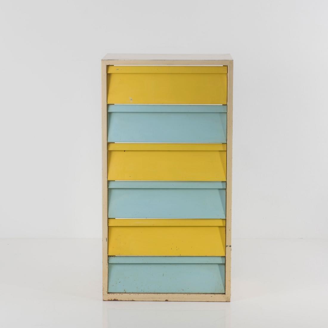 Shoe cabinet, 1960s - 3
