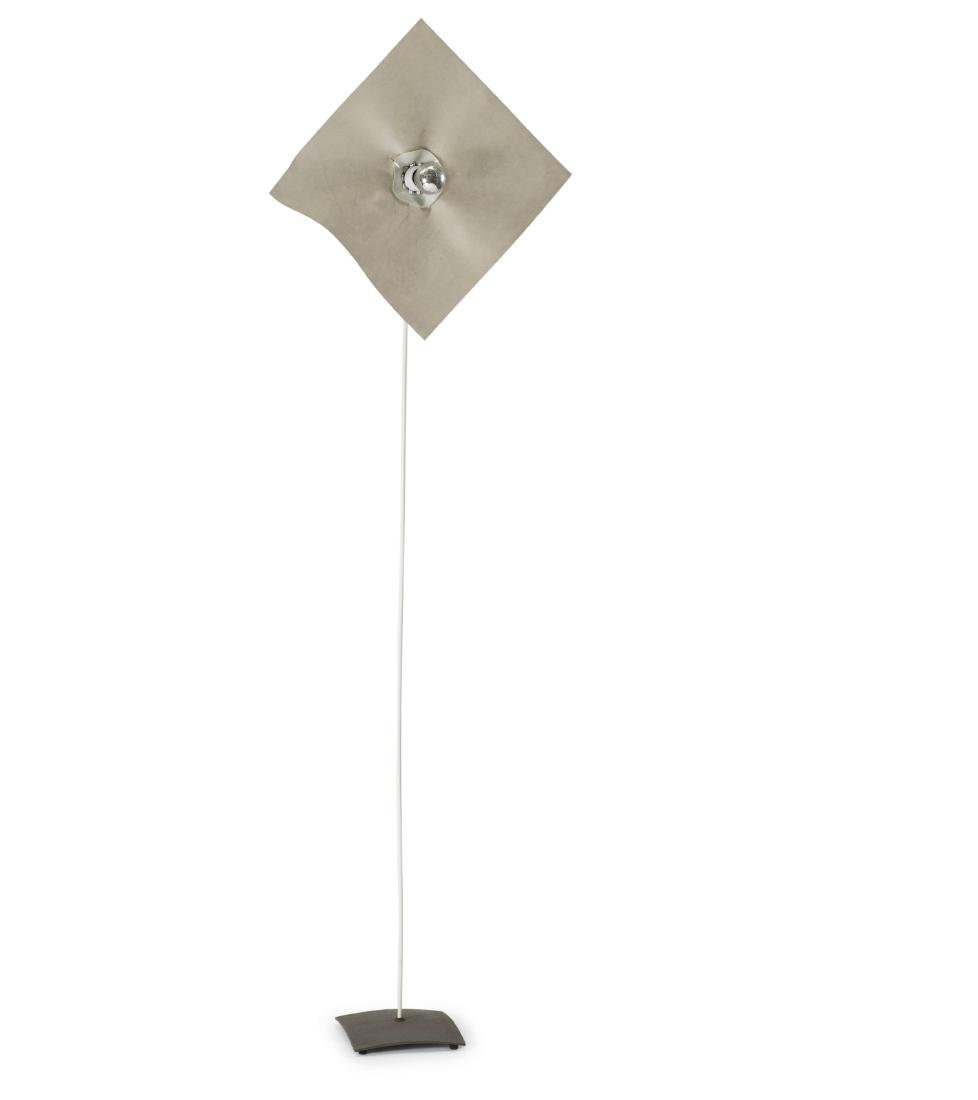 'Area' floor lamp and table light, 1974