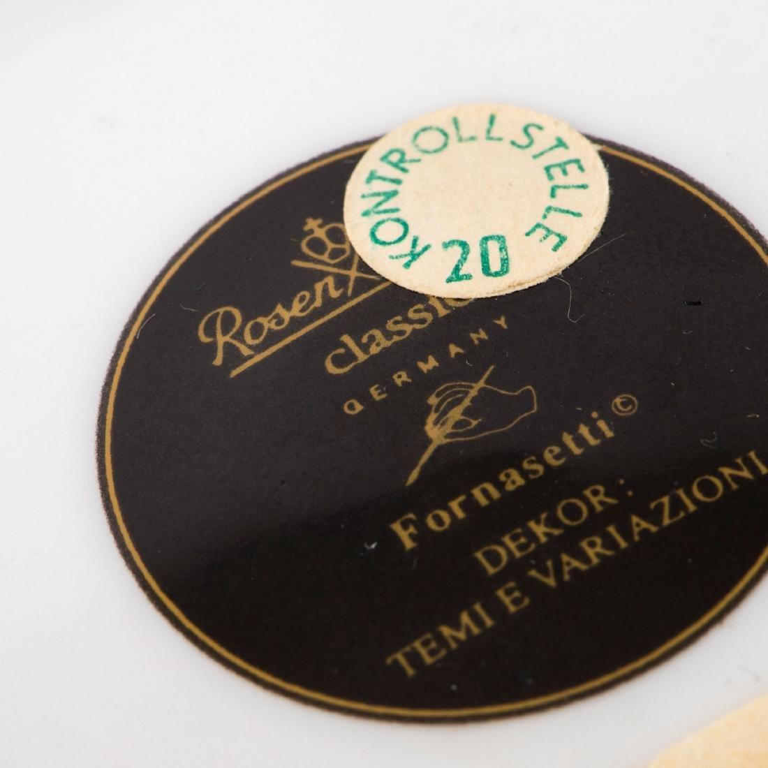 Two 'Strumenti da Disegno' paperweights and 'Tema e - 2
