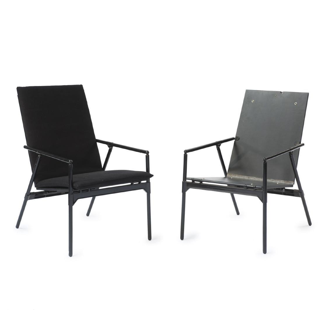 Two 'Nena' folding chairs, 1984